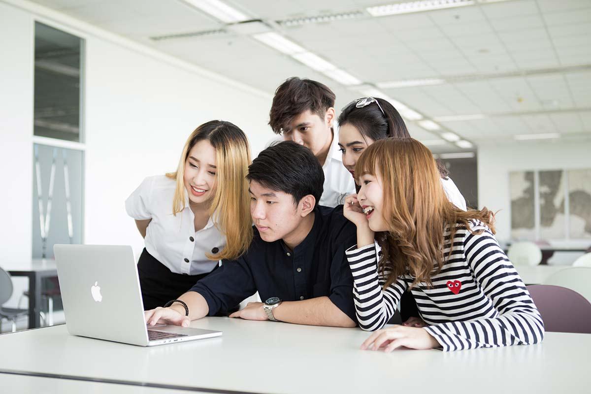 泰国曼谷大学数字营销专业比其他大学的优势